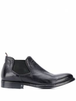 Alberto Fasciani ботинки с эластичной вставкой PERLA37048