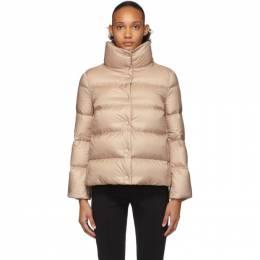 Moncler Pink Down Aude Jacket E20934592505C0229