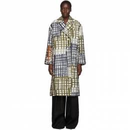 Jacquemus Multicolor Le Manteau Carreaux Coat 194CO04-194 60054