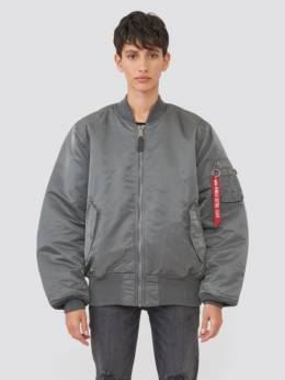 Куртка мужская Alpha Industries модель MJM21000C1_gun_metal
