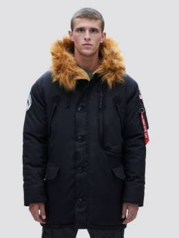 Куртка мужская Alpha Industries модель MJN49503C1_black