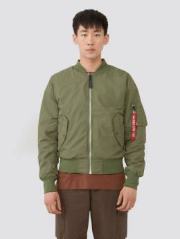 Куртка мужская Alpha Industries модель MJL46000C1_sage