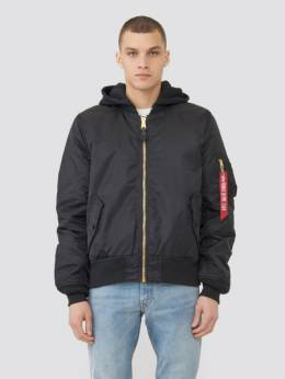 Куртка мужская Alpha Industries модель MJM47506C1_black