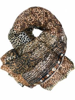 Pierre-louis Mascia дутый шарф с принтом 47476151054
