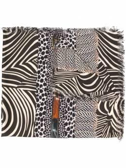 Pierre-louis Mascia шарф с узором 47406151058