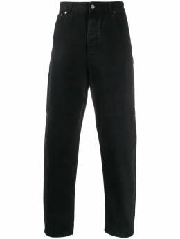 Tom Wood зауженные джинсы с завышенной талией 40604