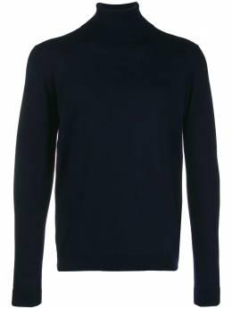 Roberto Collina свитер узкого кроя с высоким воротником RB01003RB01