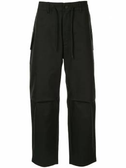 Emporio Armani брюки карго с кулиской 6G1PE11NQHZ