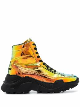 Joshua Sanders высокие кроссовки Zenith FJSAW1584R223O