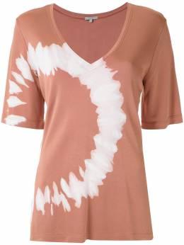 Alcacuz блузка Martineli с принтом тай-дай TW39165S3