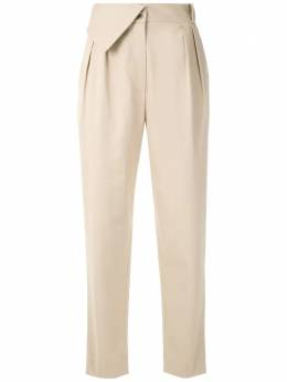 Andrea Marques брюки с отворотом CALCACOMDETALHENOCOS