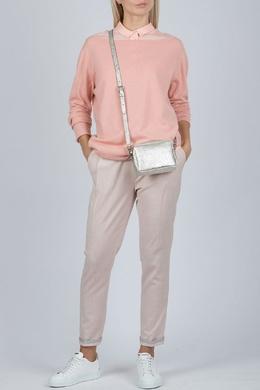 Объемный свитер персикового цвета Fabiana Filippi 2658160943