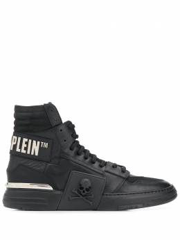 Philipp Plein высокие кроссовки Statement A19SMSC2364PLE006N