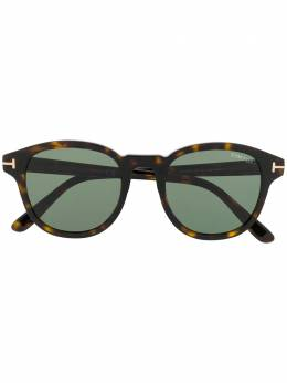 Tom Ford Eyewear round shaped sunglasses FT0752