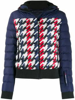 Perfect Moment куртка Cordon в ломаную клетку W19W01517330