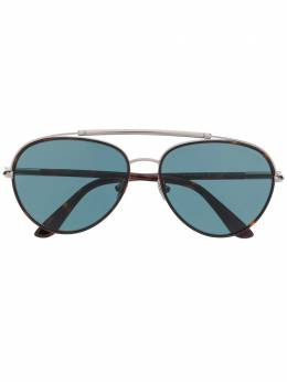Tom Ford Eyewear aviator shaped sunglasses FT748