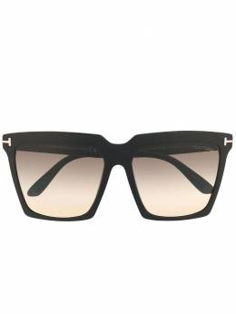 Tom Ford Eyewear Sabrina sunglasses TF764