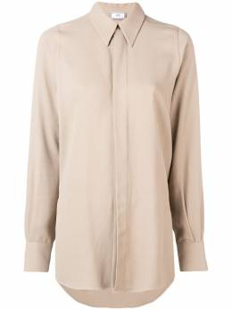 Ami Paris рубашка оверсайз H19FC150411