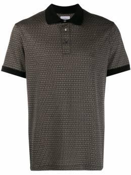 Salvatore Ferragamo трикотажная рубашка-поло 716682