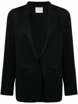 Forte_Forte deep V-neck blazer jacket 5706MYJACKET
