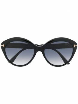 Tom Ford Eyewear FT0763 round-frame sunglasses TF763