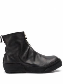Guidi ботинки на молнии спереди PLS