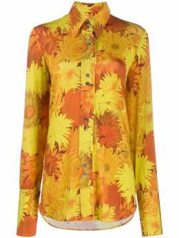 Ellery рубашка с цветочным принтом PF199PT317PR1
