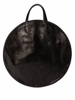 Guidi круглая сумка-тоут CRB01