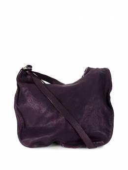 Guidi zipped shoulder bag SZ01