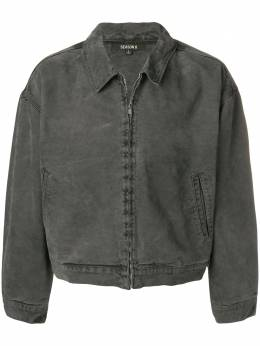Yeezy zipped bomber jacket YZ6U6209