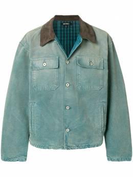 Yeezy джинсовая куртка Season 6 YZ6U6132