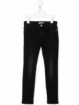 Calvin Klein Kids джинсы с выцветшим эффектом IG0IG00169