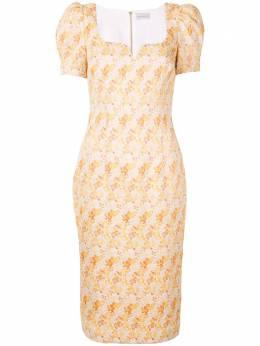 Rebecca Vallance платье миди Amber 19041612