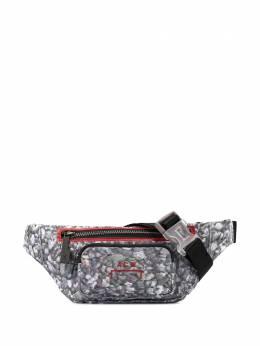A-Cold-Wall* поясная сумка с принтом и логотипом MF19BBB01