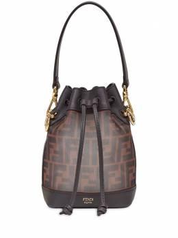 Fendi сумка-ведро Mon Tresor размера мини 8BS010A8HN