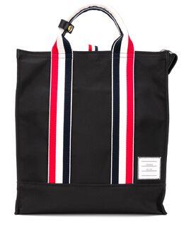 Thom Browne сумка-тоут с отделкой 'RWB' MAG170U05322