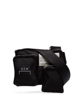 A-Cold-Wall* сумка V2 с нашивкой-логотипом ACWMF19HB02