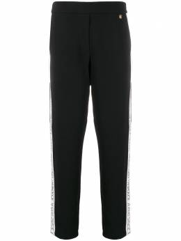 Versace Jeans Couture спортивные брюки с лампасами A1HTB11213899