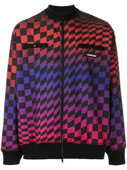 A La Garconne куртка-бомбер + OLK с принтом 219114