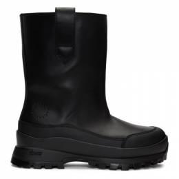 Stella McCartney Black High Boots 582880W1T91