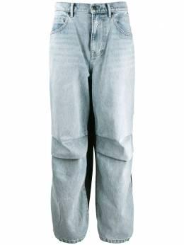 Alexander Wang комбинированные брюки 4DC2194485