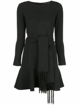 Josie Natori креповое платье H13207B