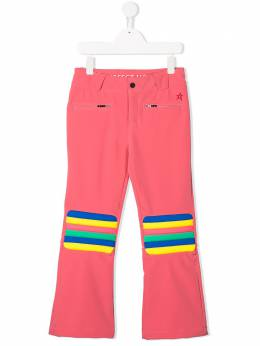 Perfect Moment Kids расклешенные брюки Aurora W19K0161726