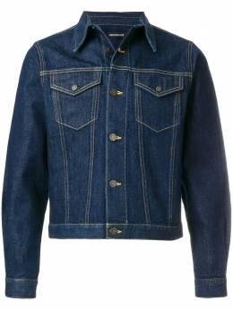 Calvin Klein Jeans укороченная джинсовая куртка 74MWJA39C155