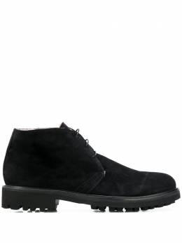 Baldinini ботинки на ребристой подошве 046605AFLOO000000XXX