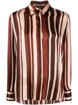 Antonelli атласная рубашка Clayton CLAYTONB1585223C