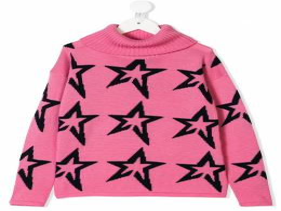 Perfect Moment Kids свитер 'Star Dust' W18K0141710