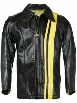 Fake Alpha Vintage мотоциклетная куртка Bates 1960-х годов LE0022