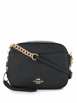 Coach сумка через плечо из зернистой кожи 29411