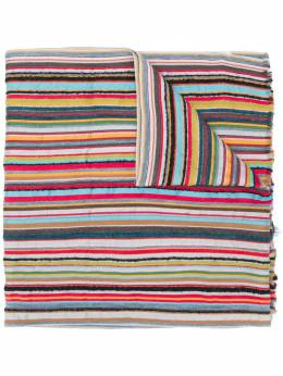 Paul Smith шарф в полоску M1A973DAS4492